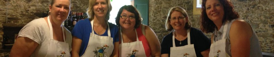 d long client photo - cinque terre cooking